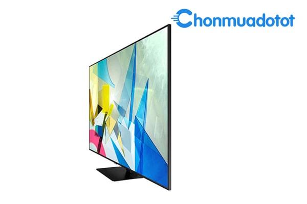 Samsung Q80T QLED TV (QN55Q80TAFXZA)