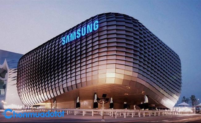 Tập đoàn Samsung - Niềm tự hào của xứ sở Kim chi