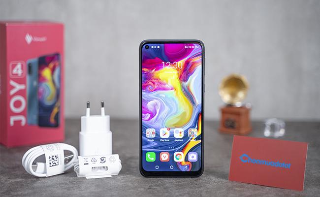 Vsmart Joy 4 - Điện thoại Việt giá rẻ mạnh mẽ nhất