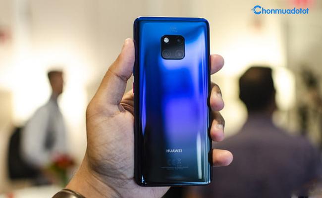 Huawei Mate 20 X - Điện thoại Huawei mới nhất