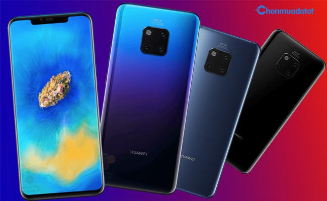 Huawei Mate 20 Pro - Điện thoại Huawei mới nhất