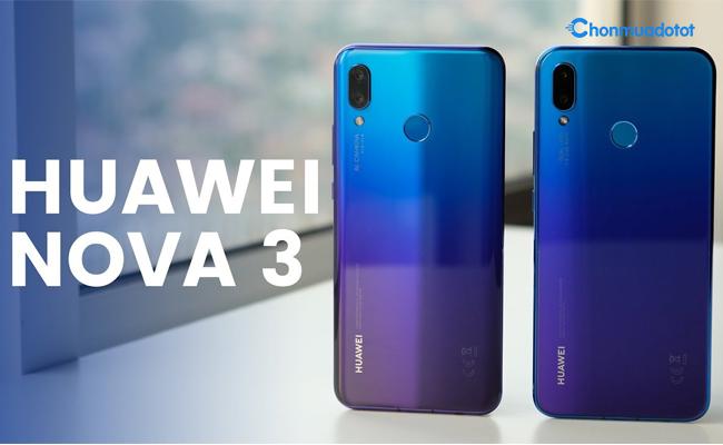 Điện thoại Huawei 3i - Smartphone được nhiều người dùng tìm kiếm