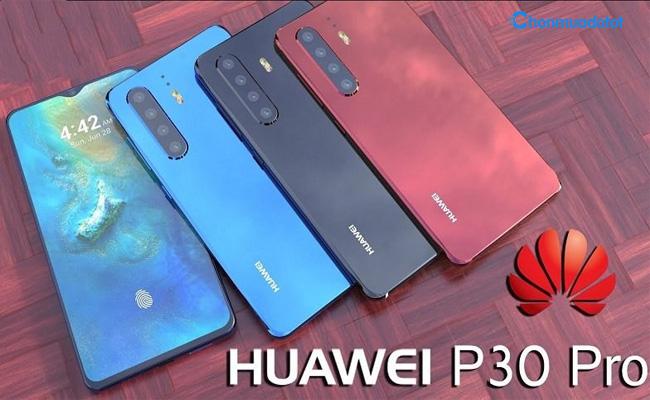 Huawei P30 Pro - Điện thoại Huawei mới nhất