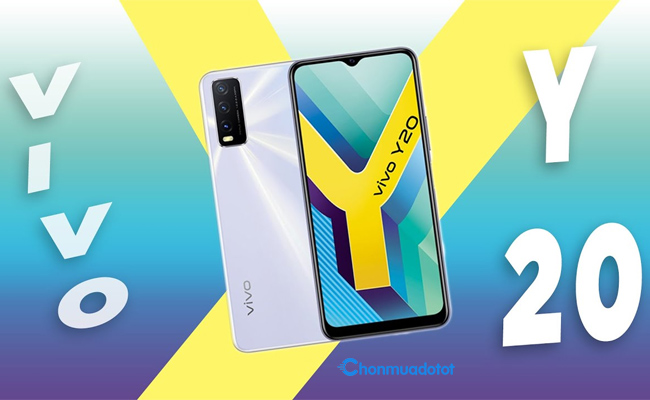điện thoại vivo Y20