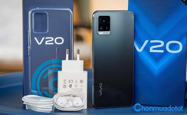 Điện thoại Vivo V20