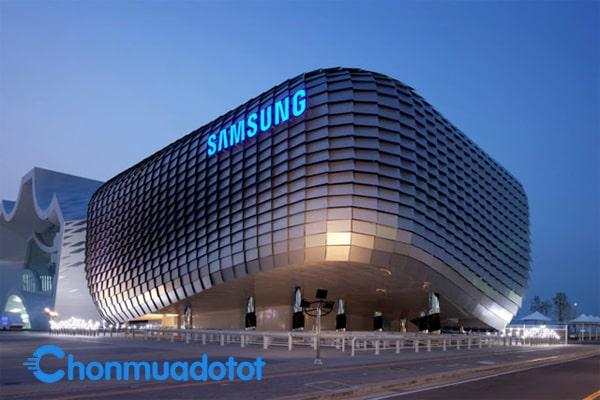 Giới thiệu tổng quát về thương hiệu Samsung
