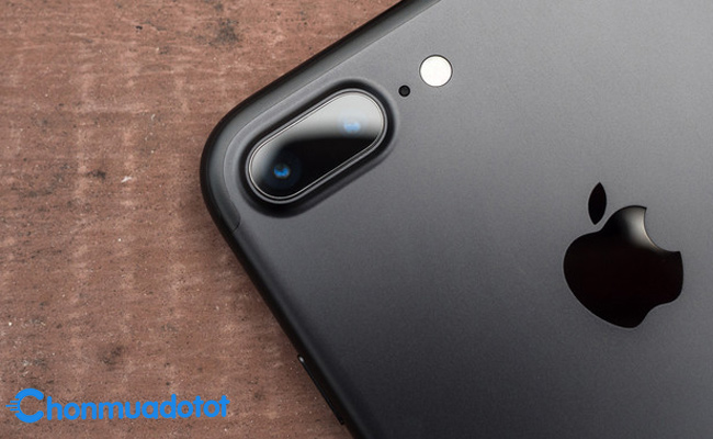 Camera kép ấn tượng - iPhone cũ giá rẻ