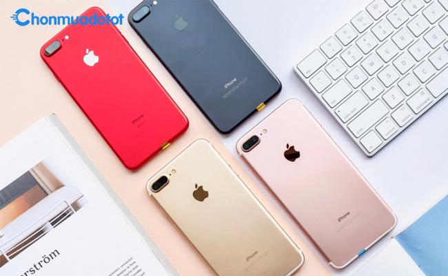iPhone 7 plus - Model cực hấp dẫn với học sinh, sinh viên hiện tại