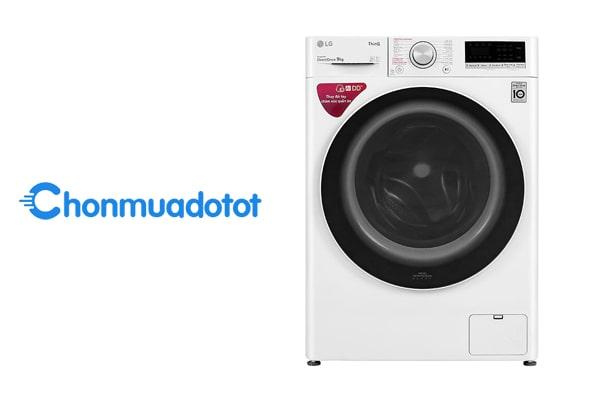 """Máy giặt LG là một trong những sự lựa chọn phù hợp cho câu hỏi """"máy giặt nên mua hãng nào ?"""""""