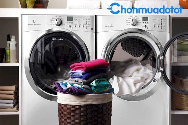 Nên mua máy giặt hãng nào? - Máy giặt - sấy