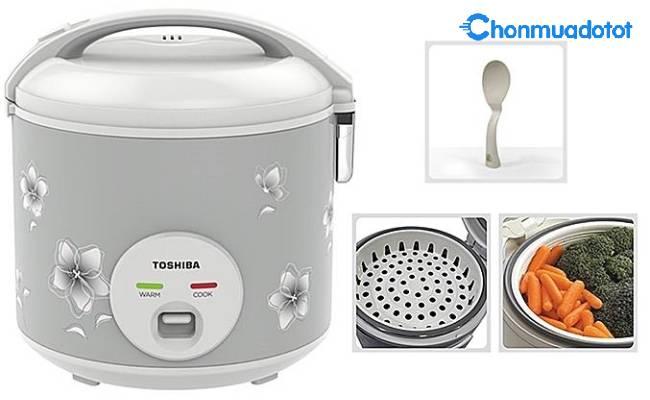 Nồi cơm điện mini Toshiba