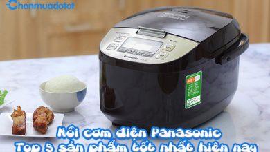 Nồi cơm điện Panasonic